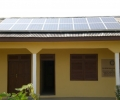 Neues Solarsystem in St. Theresa´s Vocational School